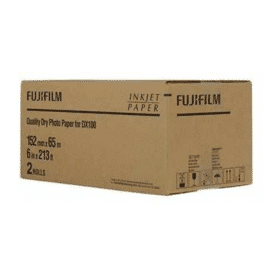 papel fujifilm dx100