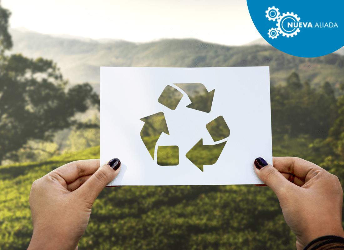 Cómo se recicla el papel